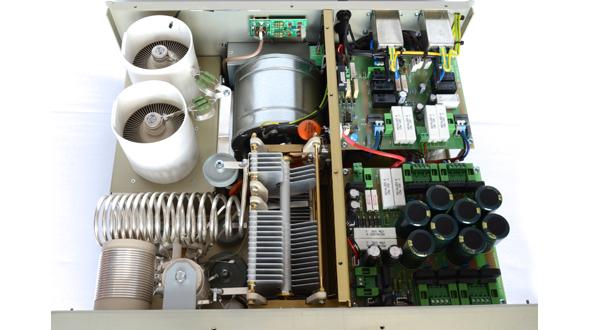 OM Power 4000 tubes