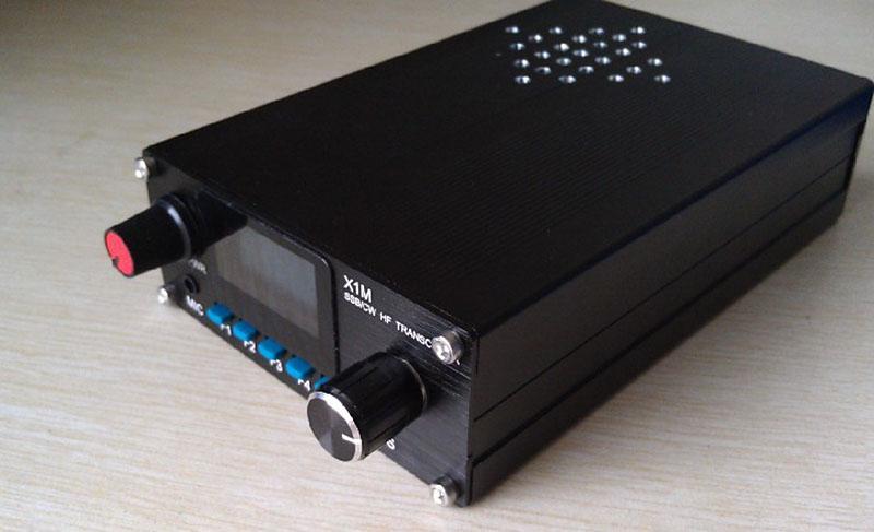 X1M QRP КВ трансивер, 5Вт